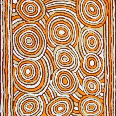 Australian Aboriginal Artwork TN1309 90x120cm 1550 P