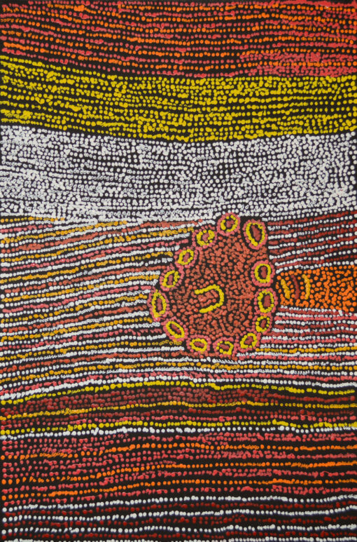 Australian Indigenous Artists MB3702 60x90cm 1850 P